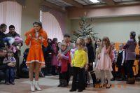 Детальніше: Лялькова вистава та новорічна ялинка для діточок працівників