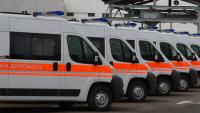 Детальніше: Автомобілі швидкої медичної допомоги в зону АТО