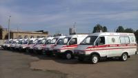 Детальніше: Кличко передав бійцям в зону АТО 10 автомобілів швидкої медичної допомоги